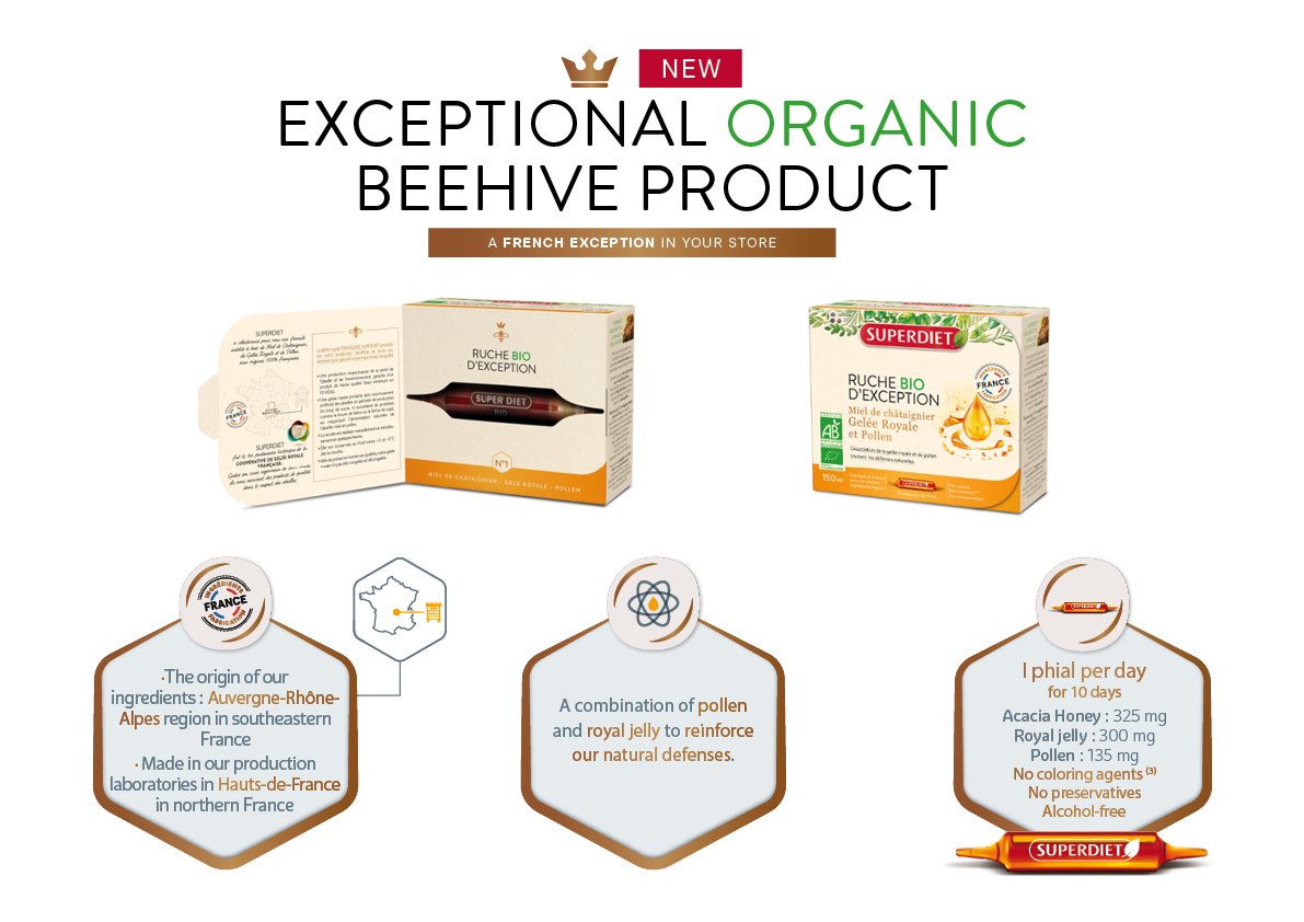 Beehive product